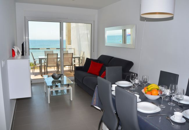 Appartement de vacances Wohnung im 1. Stock, Meer- und Poolblick, gratis WiFi. (2222939), La Manga del Mar Menor, Costa Calida, Murcie, Espagne, image 9