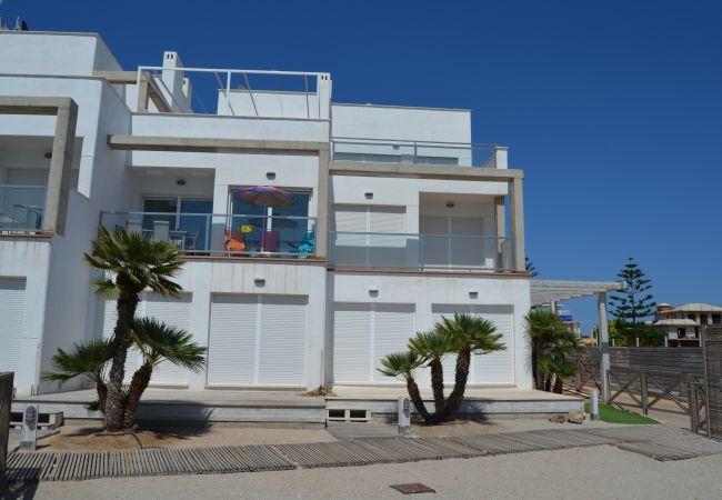 Appartement de vacances Wohnung im 1. Stock, Meer- und Poolblick, gratis WiFi. (2222939), La Manga del Mar Menor, Costa Calida, Murcie, Espagne, image 18