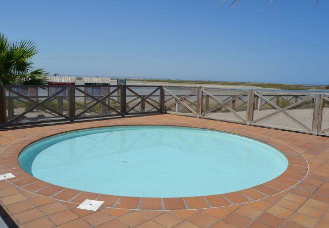 Appartement de vacances Wohnung im 1. Stock, Meer- und Poolblick, gratis WiFi. (2222939), La Manga del Mar Menor, Costa Calida, Murcie, Espagne, image 16