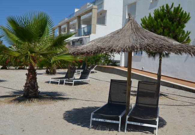 Appartement de vacances Wohnung im 1. Stock, Meer- und Poolblick, gratis WiFi. (2222939), La Manga del Mar Menor, Costa Calida, Murcie, Espagne, image 17