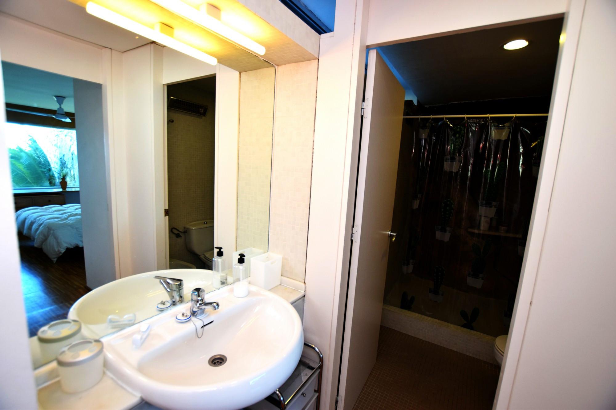 Alarife - Baño en suite Dormitorio 4