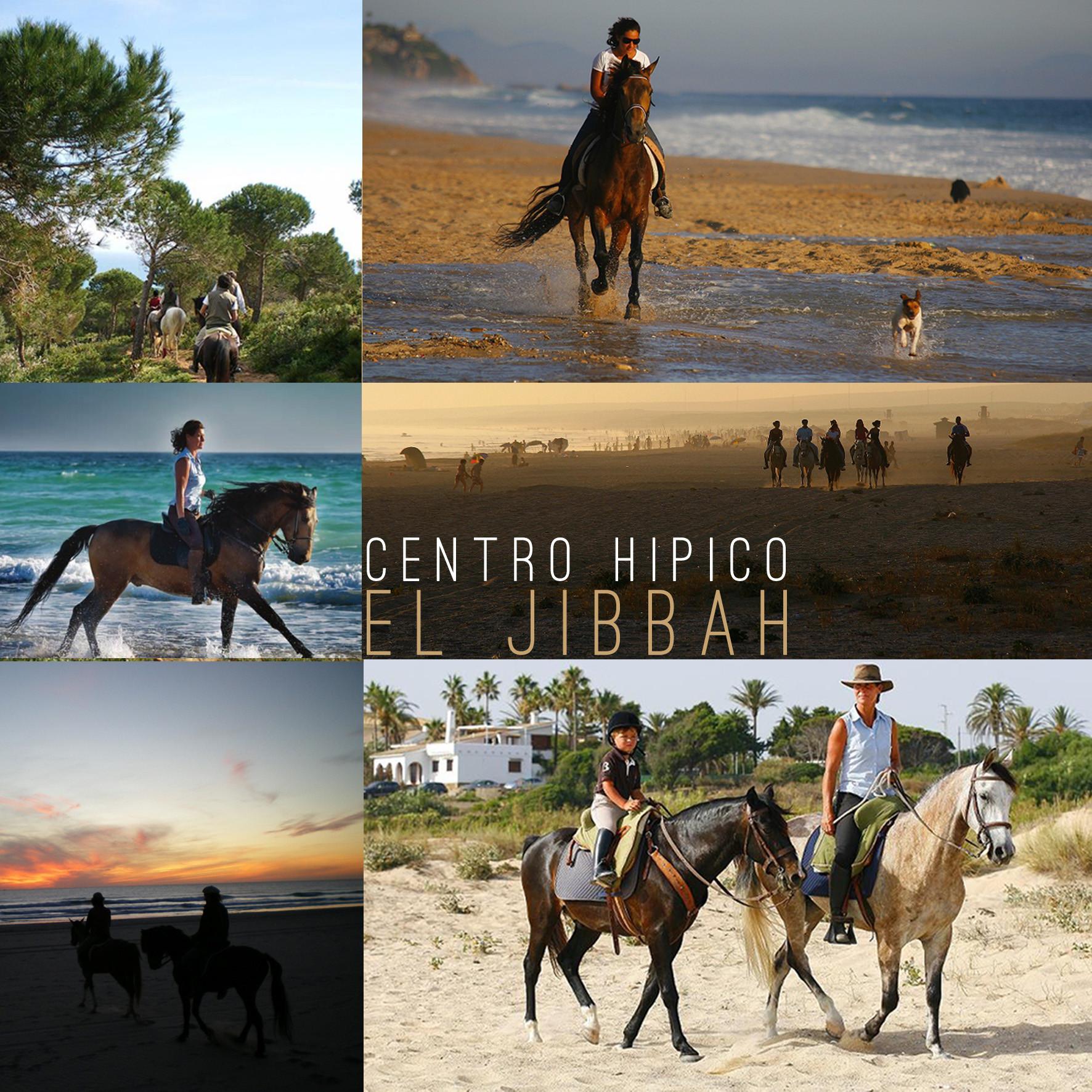 El Peñón - Ocio montar a caballo