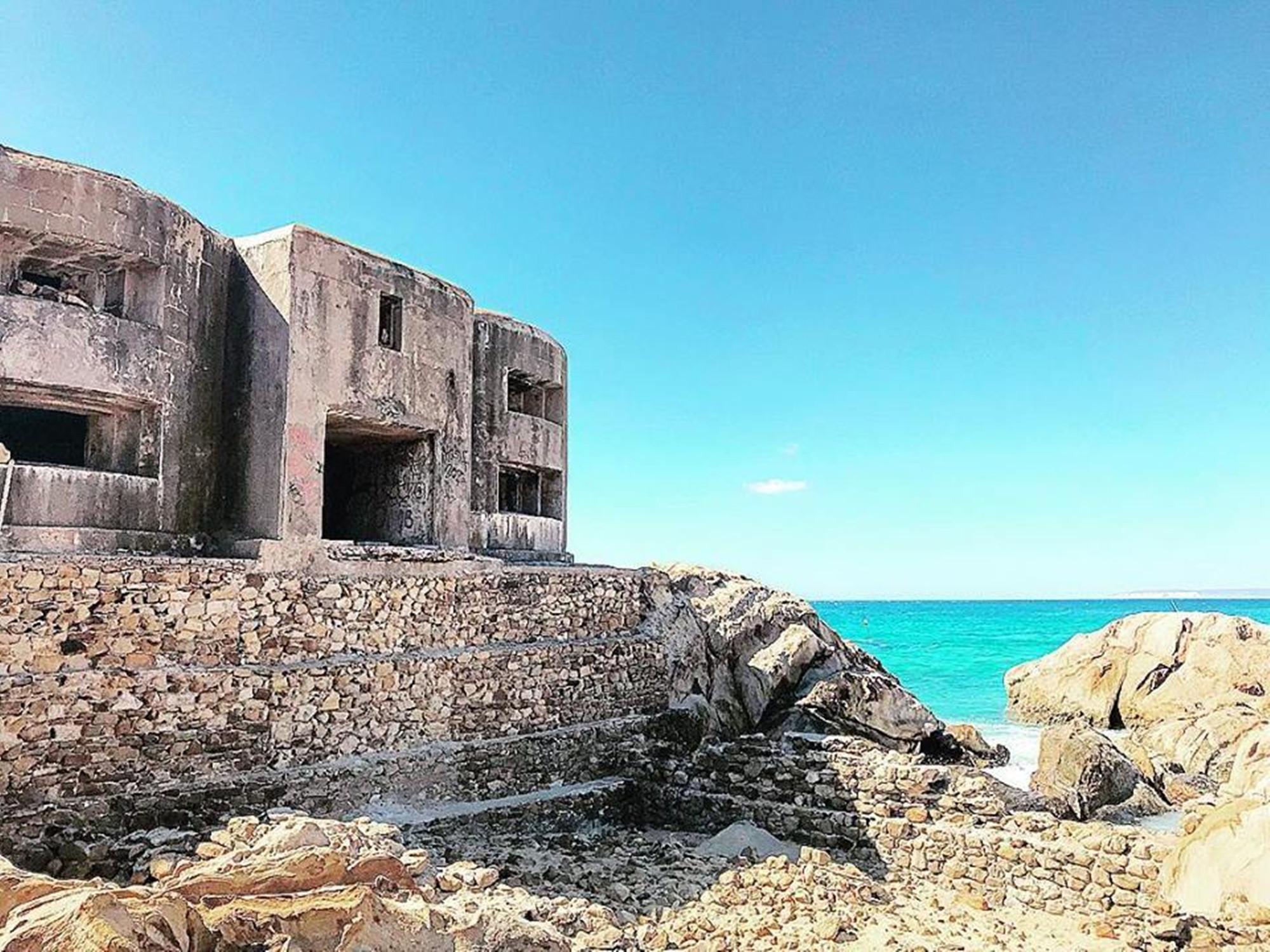 El Peñón - bunker