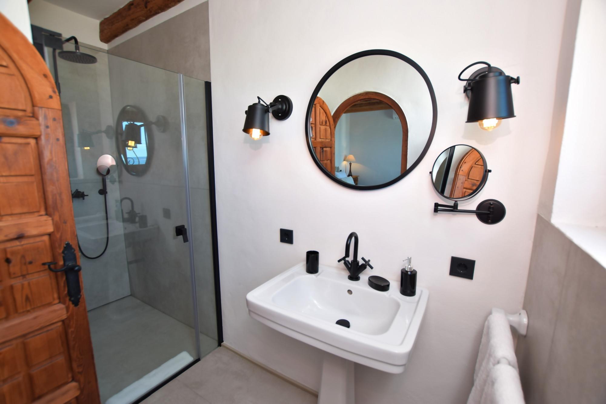 El Peñón - Baño en suite Dormitorio 3