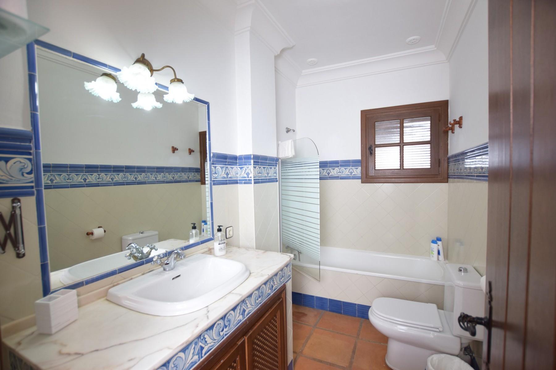 Al Amireh - Baño en suite - dormitorio 4