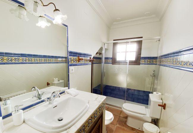 Al Amireh - Baño Dormitorio 3-4
