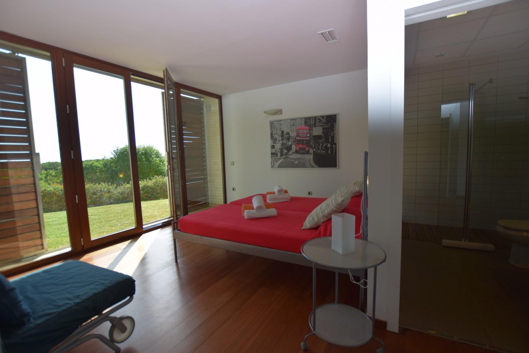 Atlántico IV - Dormitorio doble 5 con baño en Suite