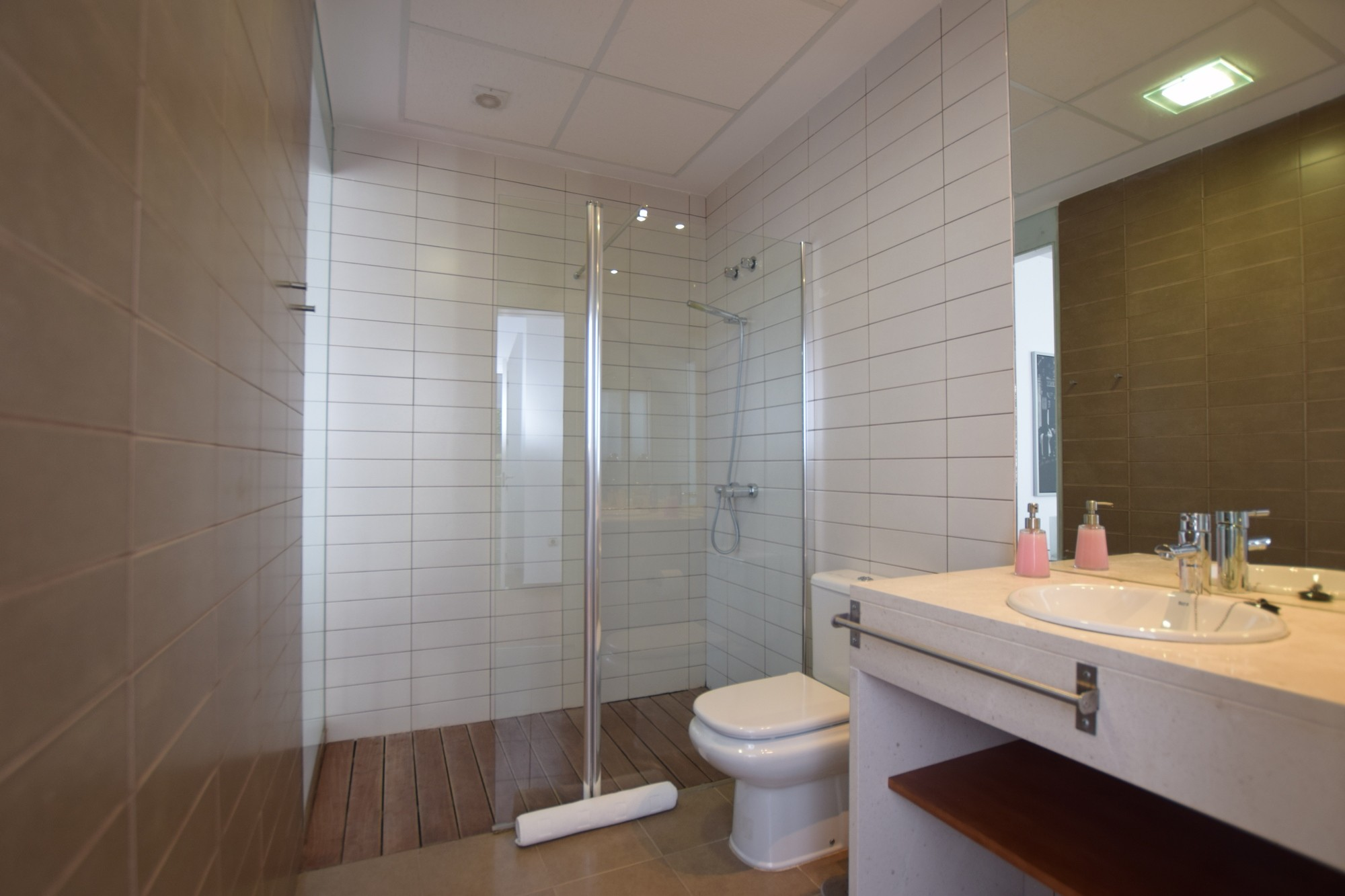 Atlántico IV - Baño en Suite