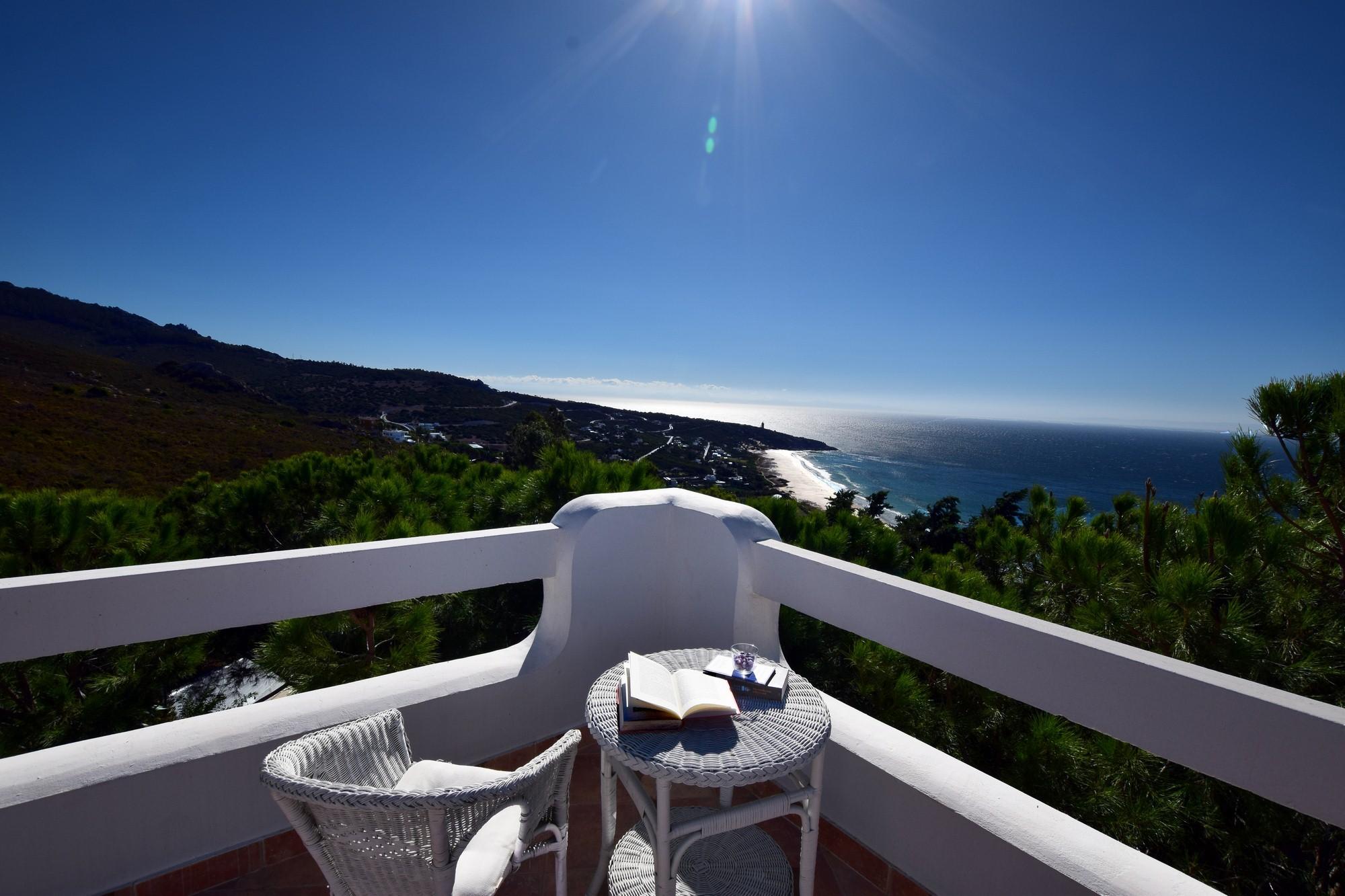 Casa Blanca - Azotea Terraza con maravillosas vistas