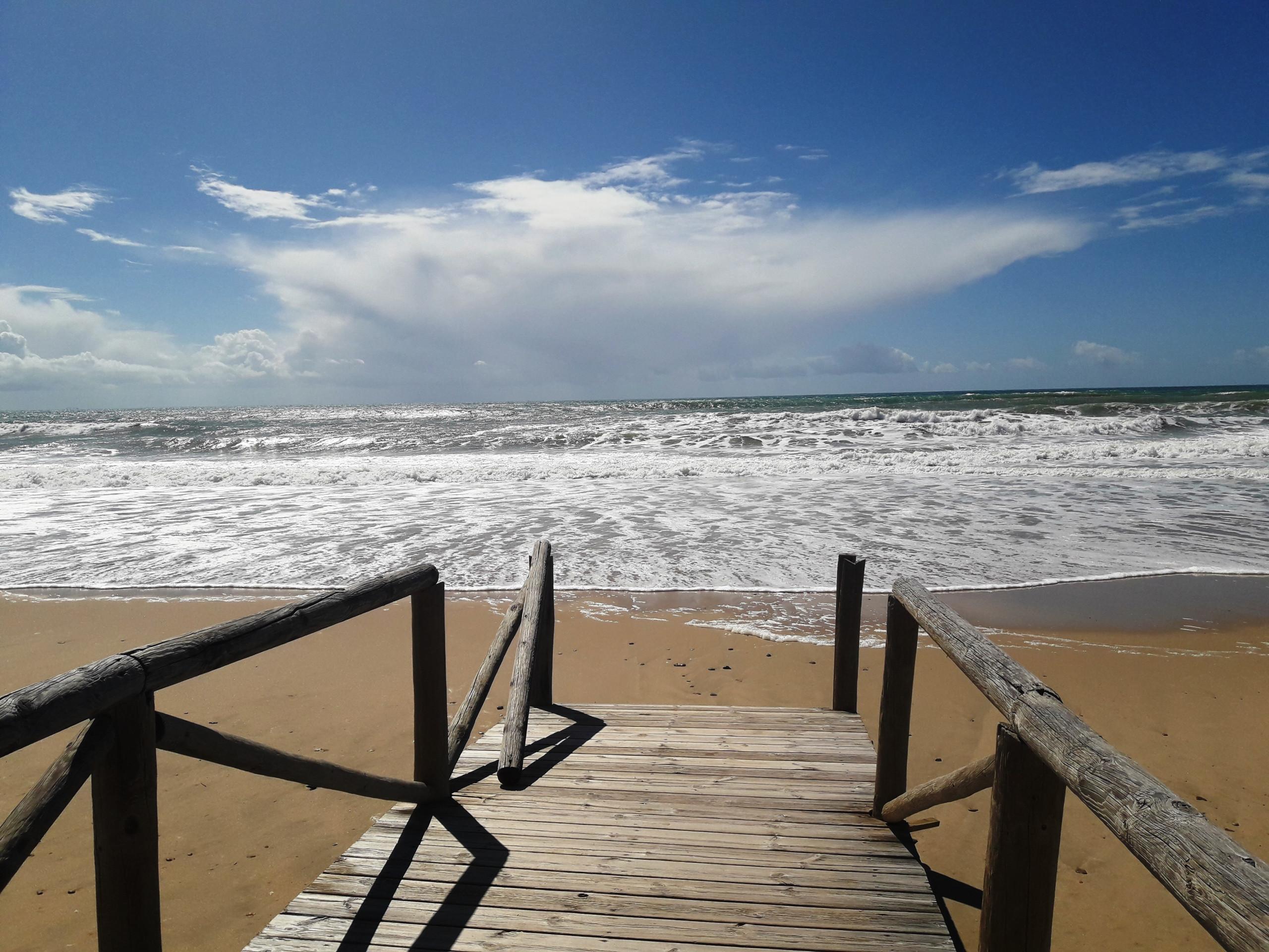 Aires de Zahara - Detalle Playa