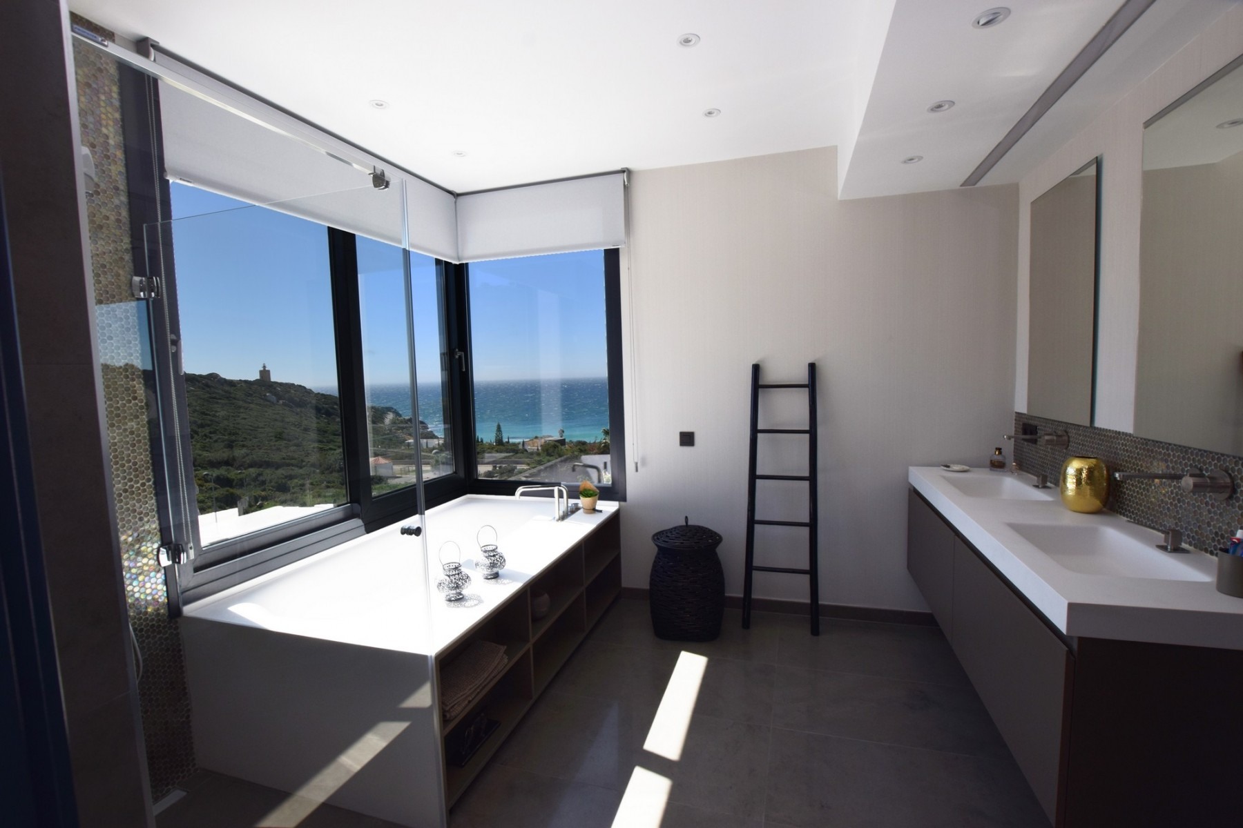 Essencia - Baño en Suite dormitorio principal