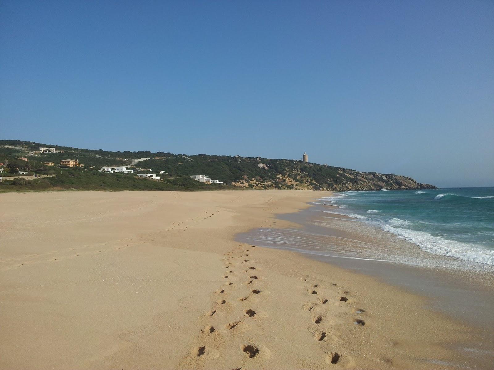 Hasta aquí hemos llegao - Playa Faro Camarinal