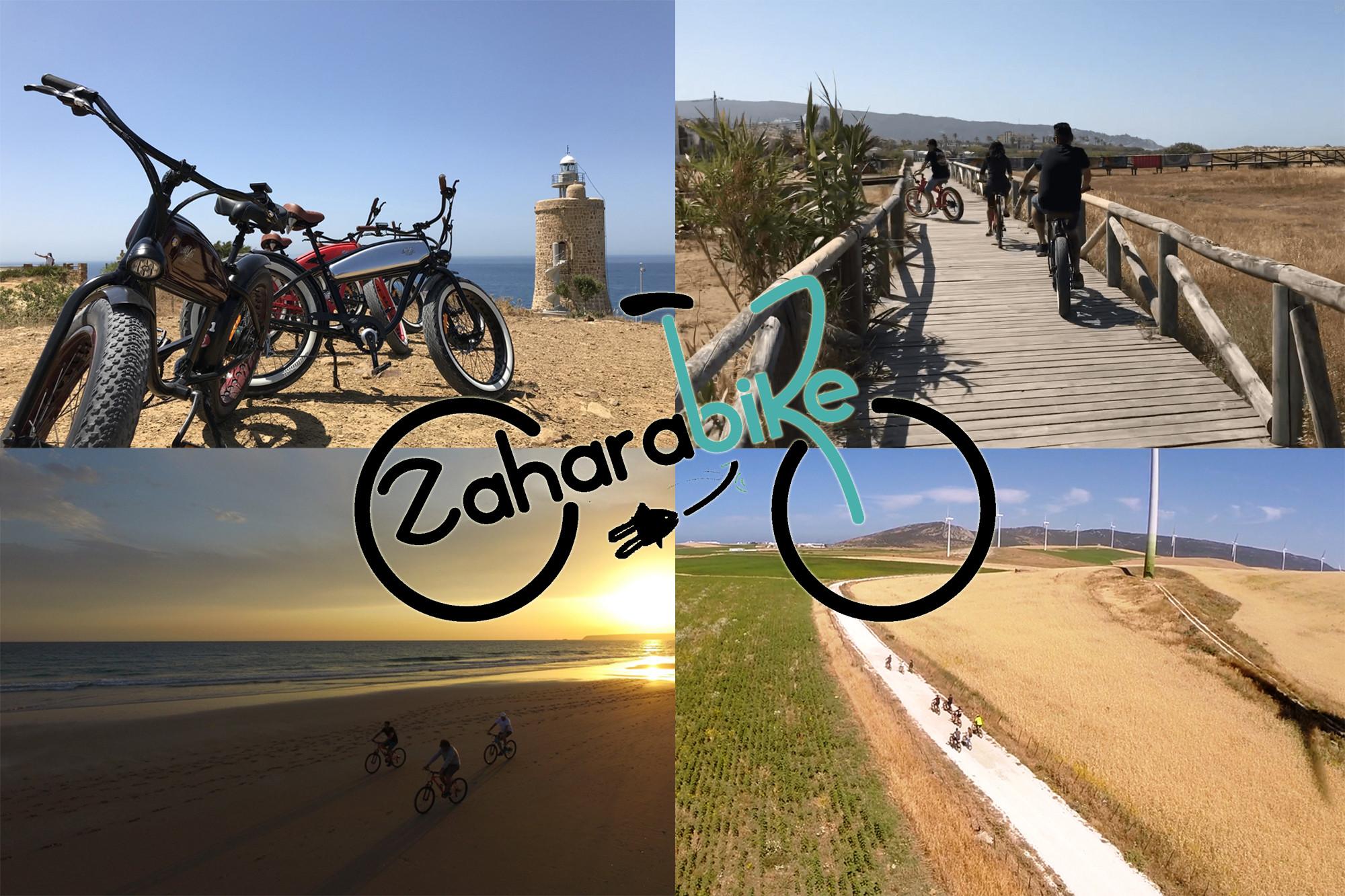 Hasta aquí hemos llegao - ZAHARA BIKE