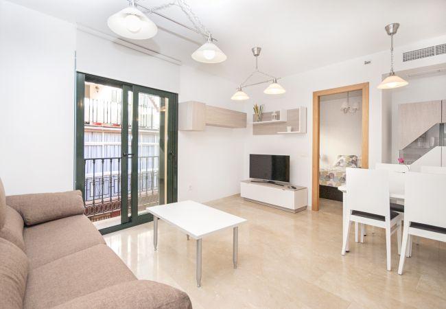 Ferienwohnung Cubo's Apartamento España 2B Fuengirola (2334732), Fuengirola, Costa del Sol, Andalusien, Spanien, Bild 9
