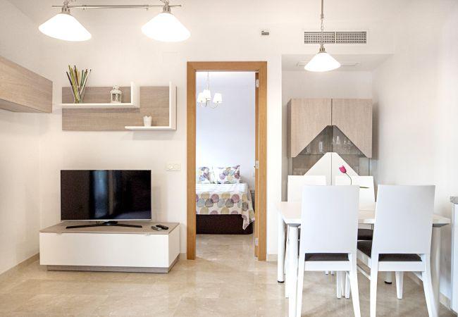 Ferienwohnung Cubo's Apartamento España 2B Fuengirola (2334732), Fuengirola, Costa del Sol, Andalusien, Spanien, Bild 1