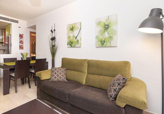 Ferienwohnung Cubo's Apartamento España 2C Fuengirola (2334734), Fuengirola, Costa del Sol, Andalusien, Spanien, Bild 11