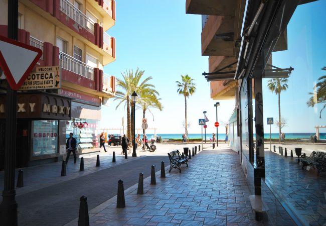 Ferienwohnung Cubo's Apartamento España 2C Fuengirola (2334734), Fuengirola, Costa del Sol, Andalusien, Spanien, Bild 14