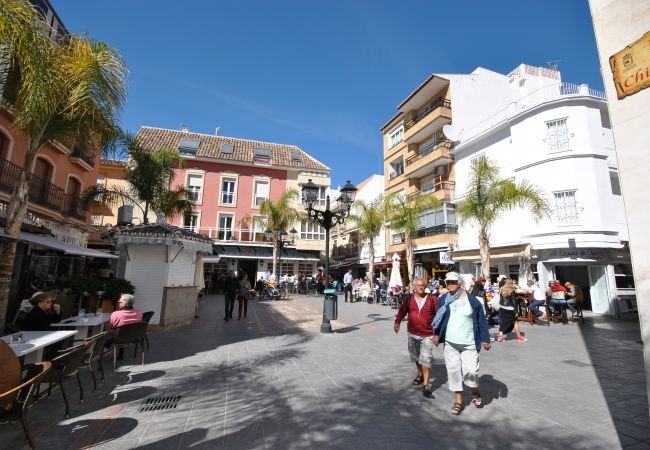 Ferienwohnung Cubo's Apartamento España 2C Fuengirola (2334734), Fuengirola, Costa del Sol, Andalusien, Spanien, Bild 17