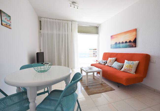 Candelaria, Soleado & Bonito apartamento con vistas + WIFI