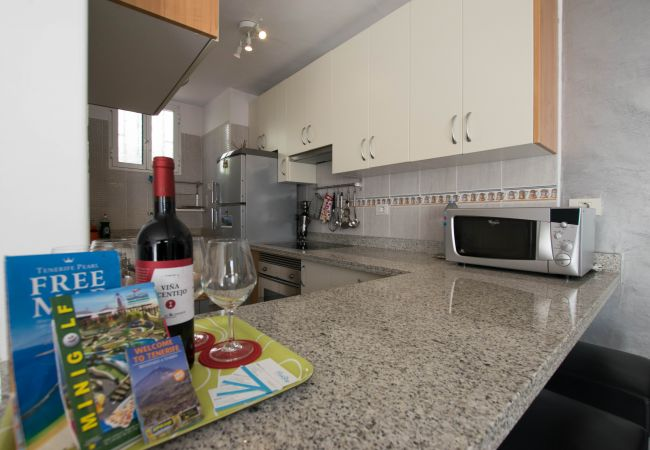Appartement de vacances Modern Ocean Front Property with Pool, BBQ & WIFI (2302208), Candelaria (ES), Ténérife, Iles Canaries, Espagne, image 6