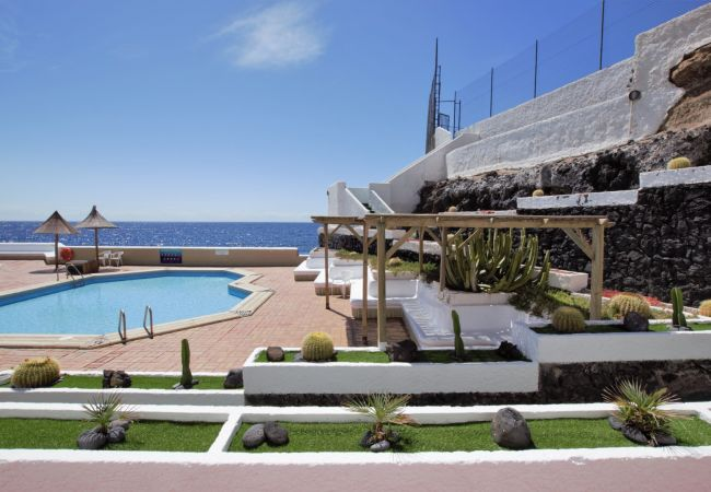 Appartement de vacances Modern Ocean Front Property with Pool, BBQ & WIFI (2302208), Candelaria (ES), Ténérife, Iles Canaries, Espagne, image 48