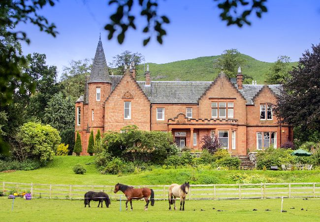 Holiday house Turret Mansion House (2246980), Biggar, Southern Scotland, Scotland, United Kingdom, picture 1
