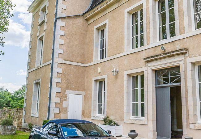 Ferienhaus Chateau de La Belle (2303549), Benest, Charente, Poitou-Charentes, Frankreich, Bild 67