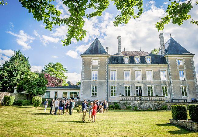 Ferienhaus Chateau de La Belle (2303549), Benest, Charente, Poitou-Charentes, Frankreich, Bild 61