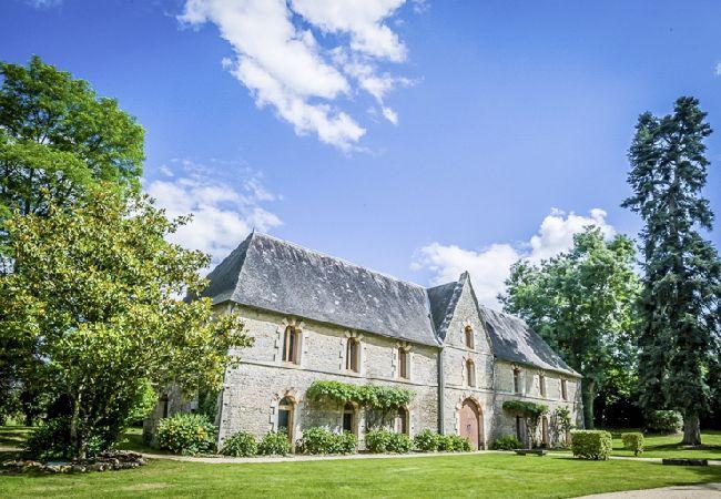 Ferienhaus Chateau de La Belle (2303549), Benest, Charente, Poitou-Charentes, Frankreich, Bild 63