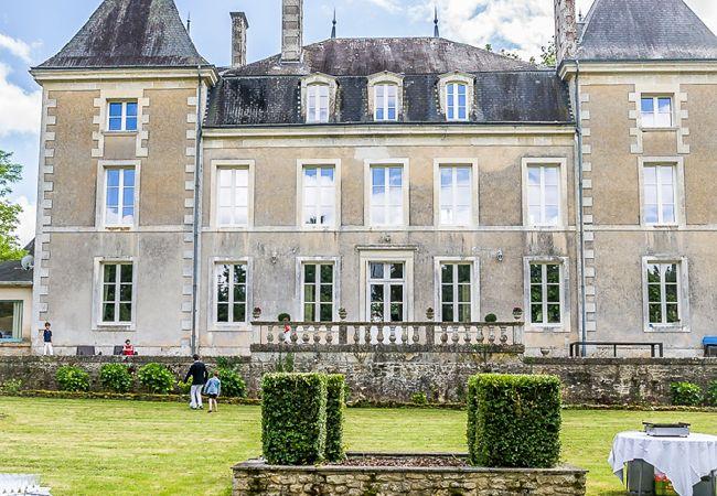 Ferienhaus Chateau de La Belle (2303549), Benest, Charente, Poitou-Charentes, Frankreich, Bild 62