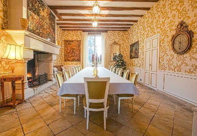 Ferienhaus Chateau de La Belle (2303549), Benest, Charente, Poitou-Charentes, Frankreich, Bild 42