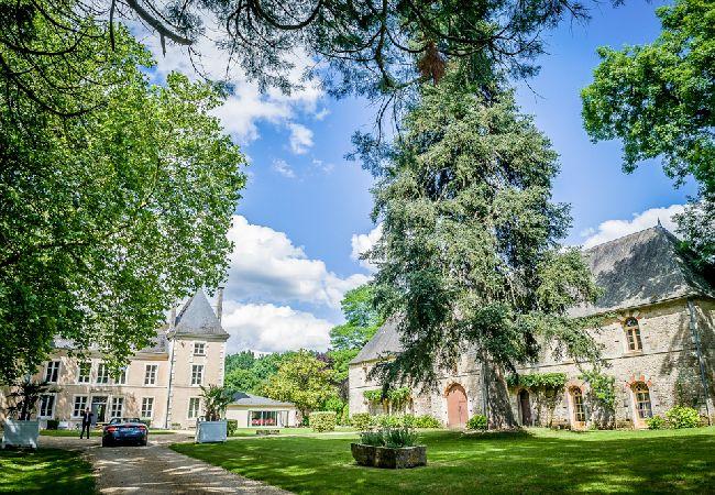 Ferienhaus Chateau de La Belle (2303549), Benest, Charente, Poitou-Charentes, Frankreich, Bild 24