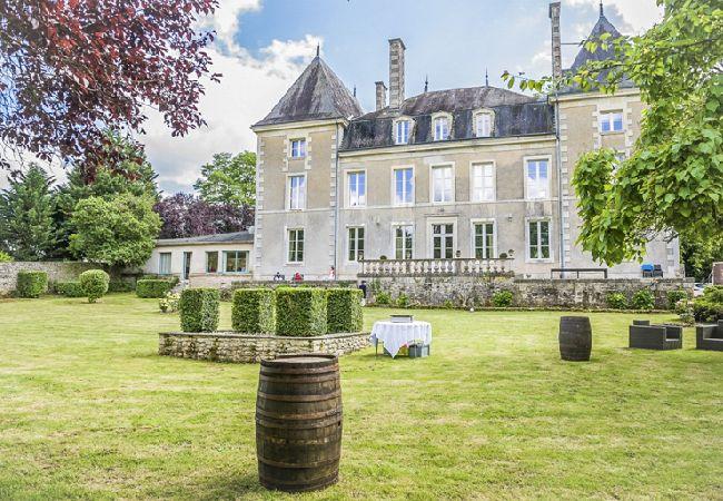 Ferienhaus Chateau de La Belle (2303549), Benest, Charente, Poitou-Charentes, Frankreich, Bild 33