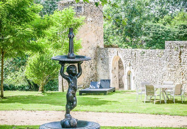 Ferienhaus Chateau de La Belle (2303549), Benest, Charente, Poitou-Charentes, Frankreich, Bild 32