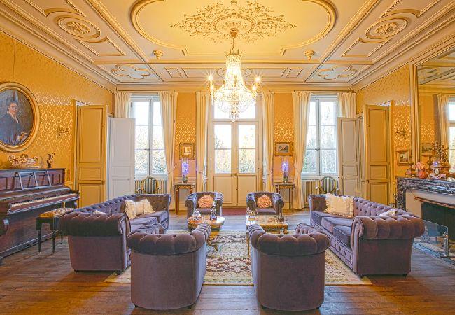 Ferienhaus Chateau de La Belle (2303549), Benest, Charente, Poitou-Charentes, Frankreich, Bild 19