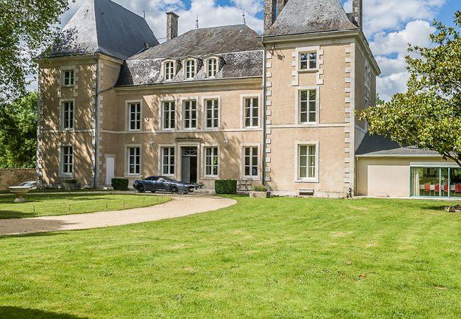 Ferienhaus Chateau de La Belle (2303549), Benest, Charente, Poitou-Charentes, Frankreich, Bild 8