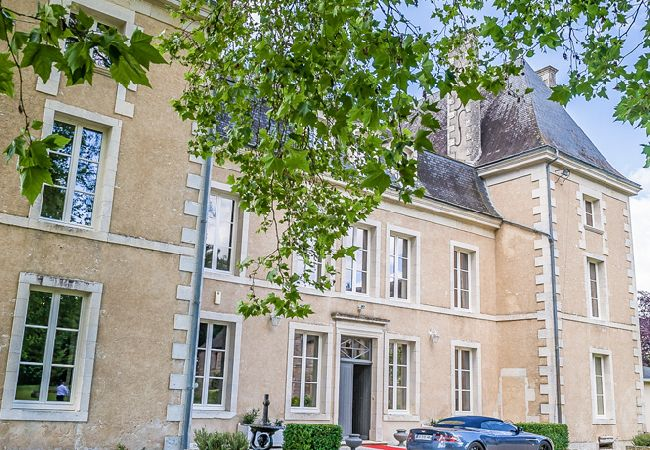 Ferienhaus Chateau de La Belle (2303549), Benest, Charente, Poitou-Charentes, Frankreich, Bild 46