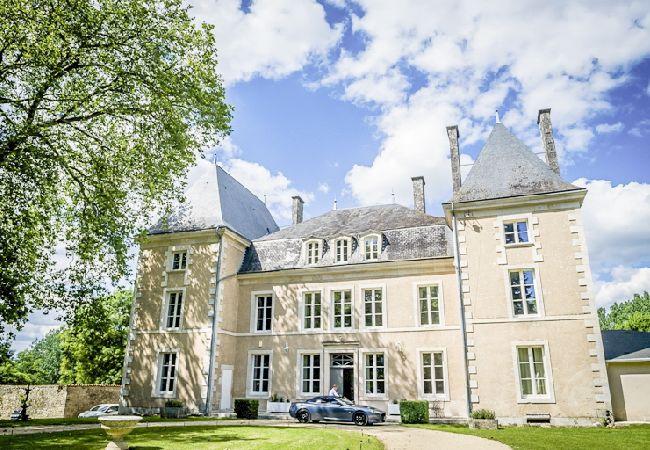 Ferienhaus Chateau de La Belle (2303549), Benest, Charente, Poitou-Charentes, Frankreich, Bild 1