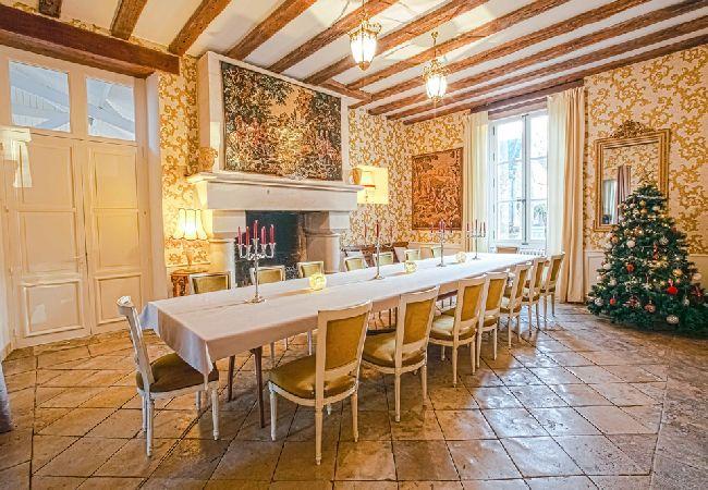 Ferienhaus Chateau de La Belle (2303549), Benest, Charente, Poitou-Charentes, Frankreich, Bild 5