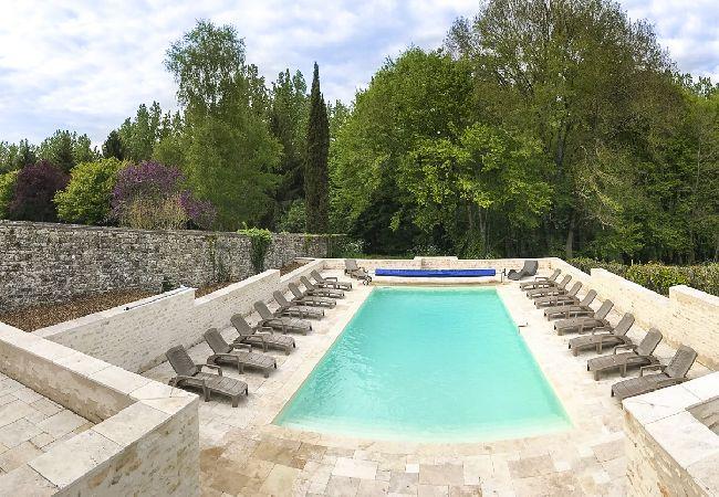 Ferienhaus Chateau de La Belle (2303549), Benest, Charente, Poitou-Charentes, Frankreich, Bild 4