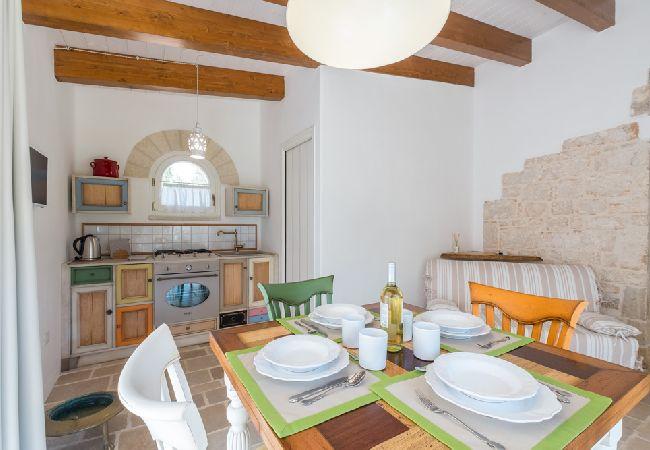 Ferienhaus Trulli Cosma (2247380), Monopoli, Adriaküste (Apulien), Apulien, Italien, Bild 16