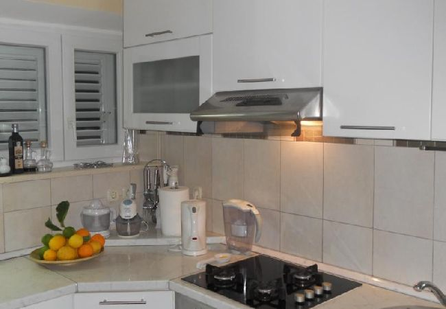 Holiday apartment 3555-1 für 3+1 Pers. in Korcula (2317727), Korčula, Island of Korcula, Dalmatia, Croatia, picture 17