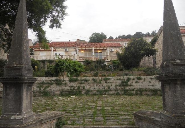 Holiday apartment 3555-1 für 3+1 Pers. in Korcula (2317727), Korčula, Island of Korcula, Dalmatia, Croatia, picture 4
