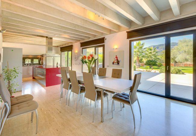 Maison de vacances VILLA CARLAIXA (2302257), Alaro, Majorque, Iles Baléares, Espagne, image 18