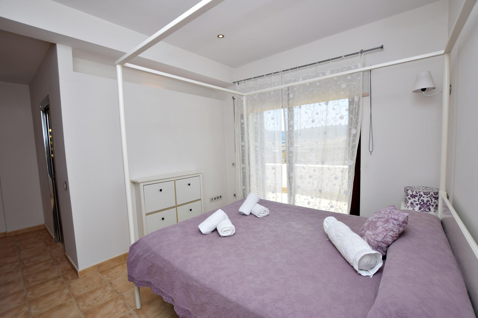 El Balneario - Dormitorio principal