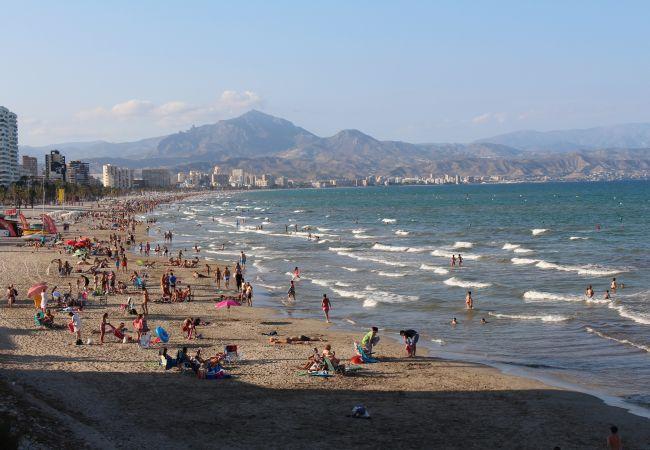 Appartement de vacances APARTAMENTO SOL Y LUZ 3 (2411664), El Campello, Costa Blanca, Valence, Espagne, image 3