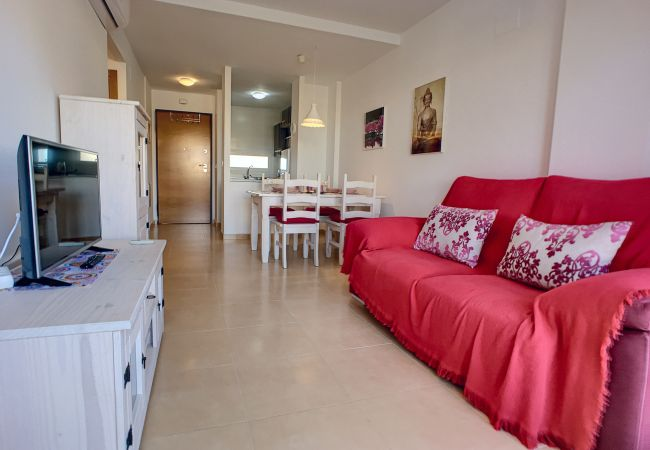 Appartement de vacances Erdgeschoss, Blick auf den Golfplatz, WLAN, Terrasse, Pool (2319920), Roldan, , Murcie, Espagne, image 4