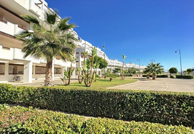 Appartement de vacances Erdgeschoss, Blick auf den Golfplatz, WLAN, Terrasse, Pool (2319920), Roldan, , Murcie, Espagne, image 13