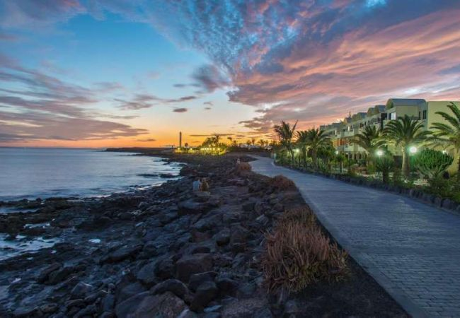 Ferienhaus Villa in El Golfo - 105677 (2322921), El Golfo, Lanzarote, Kanarische Inseln, Spanien, Bild 27