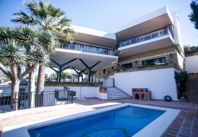 Ferienhaus Villa in Malaga - 105079 (2322924), Málaga, Costa del Sol, Andalusien, Spanien, Bild 8